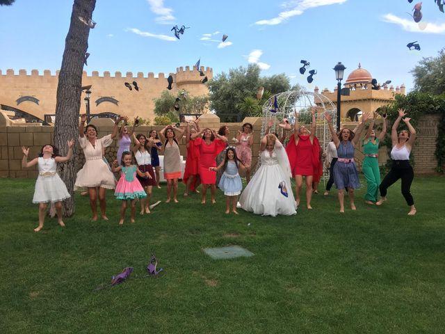 La boda de Ruben y Beirut en Pedrola, Zaragoza 3