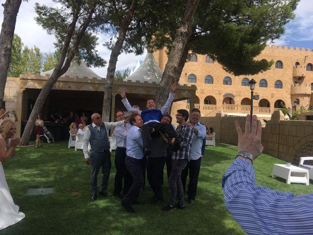 La boda de Ruben y Beirut en Pedrola, Zaragoza 17