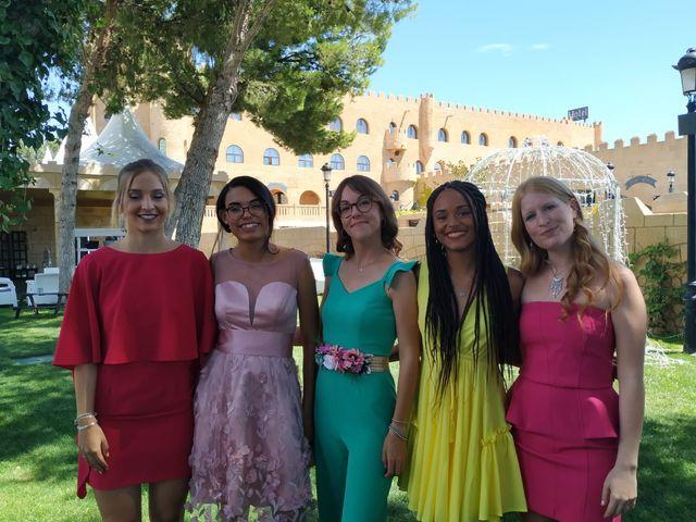 La boda de Ruben y Beirut en Pedrola, Zaragoza 46