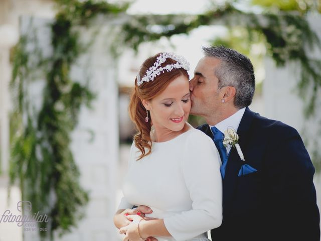 La boda de Rubén García Santamaría  y Kelly Martín Negrillo en Valencia, Valencia 2