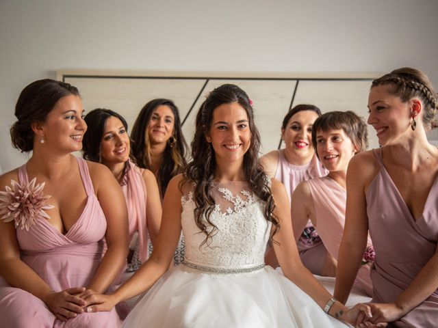 La boda de Rubén y Montse en Sant Vicenç De Montalt, Barcelona 10