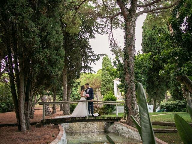 La boda de Rubén y Montse en Sant Vicenç De Montalt, Barcelona 16