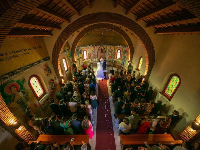 La boda de Rubén y Montse en Sant Vicenç De Montalt, Barcelona 1