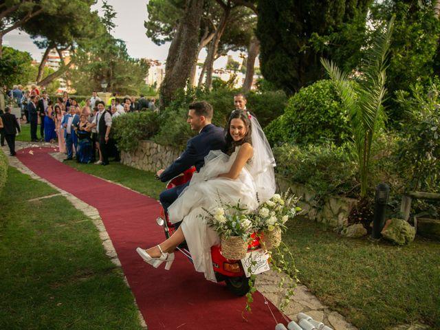 La boda de Rubén y Montse en Sant Vicenç De Montalt, Barcelona 18