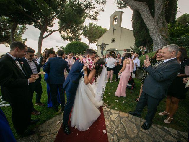 La boda de Rubén y Montse en Sant Vicenç De Montalt, Barcelona 19