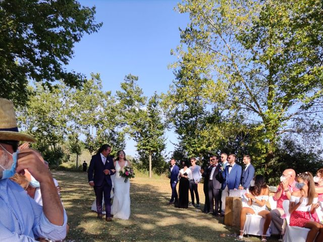 La boda de Xavi y Alba en Sant Quirze Safaja, Barcelona 5