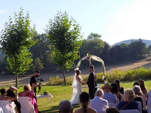 La boda de Xavi y Alba en Sant Quirze Safaja, Barcelona 7