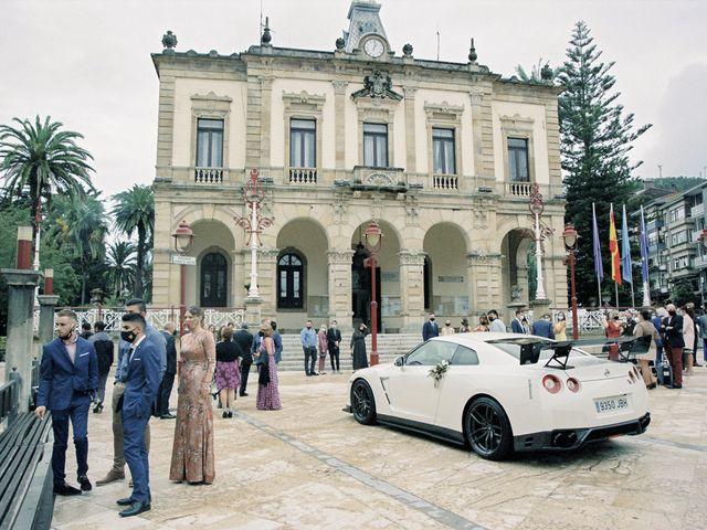 La boda de Eduardo y Ainhoa en Villaviciosa, Asturias 4