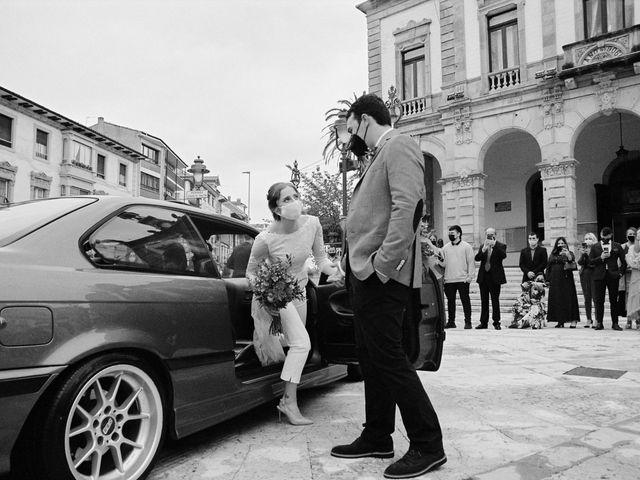 La boda de Eduardo y Ainhoa en Villaviciosa, Asturias 5