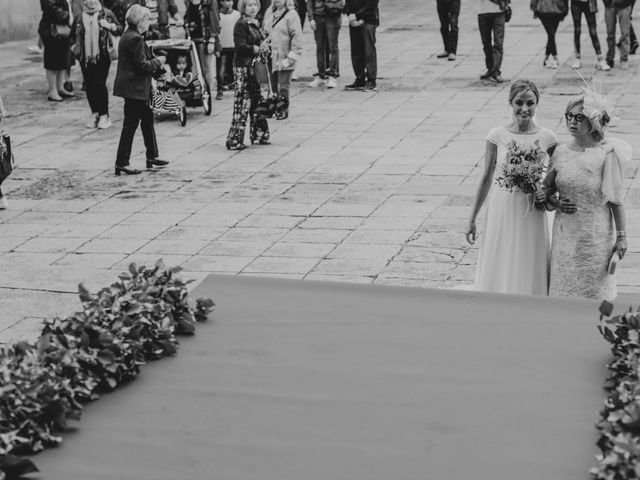 La boda de Cris y Alvaro en Vizmalo, Burgos 16