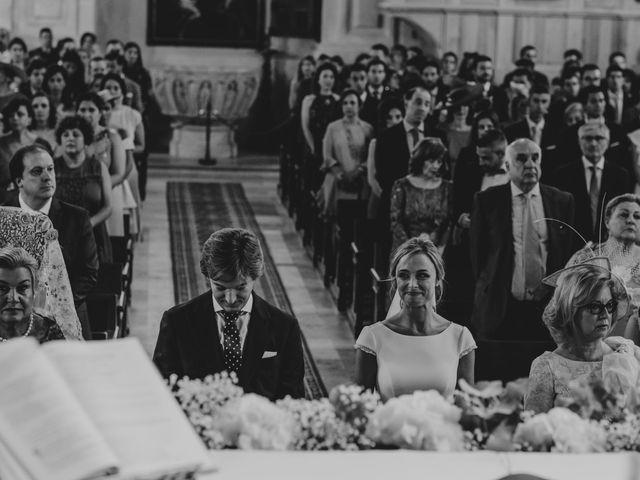 La boda de Cris y Alvaro en Vizmalo, Burgos 17