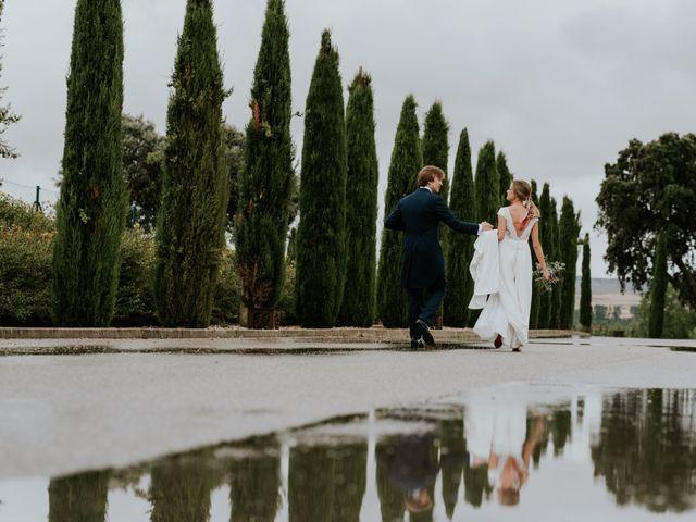 La boda de Cris y Alvaro en Vizmalo, Burgos 20