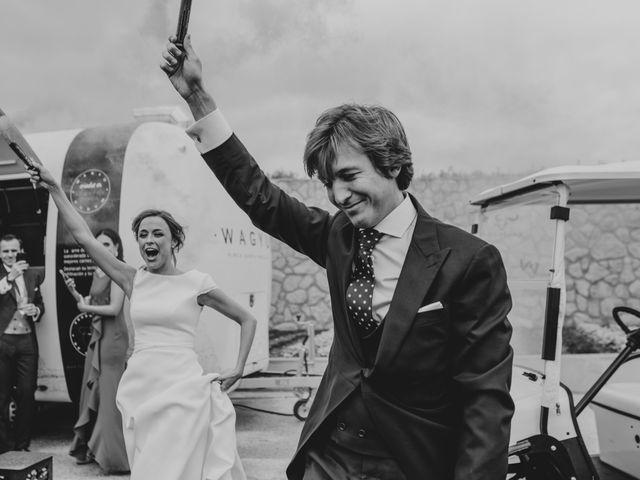 La boda de Cris y Alvaro en Vizmalo, Burgos 24