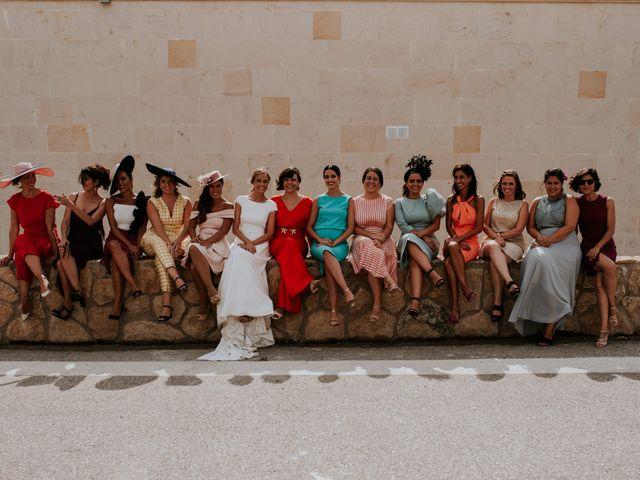 La boda de Cris y Alvaro en Vizmalo, Burgos 27