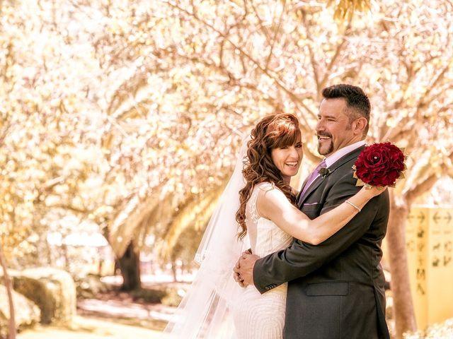 La boda de Julia y Pepe