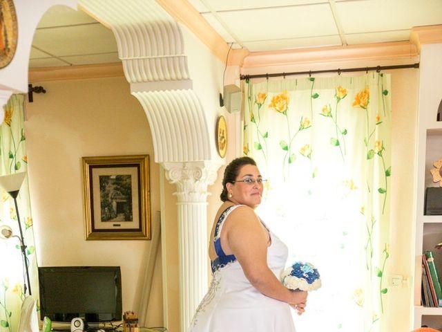 La boda de VICTOR y REBECA en Callosa De Segura, Alicante 3