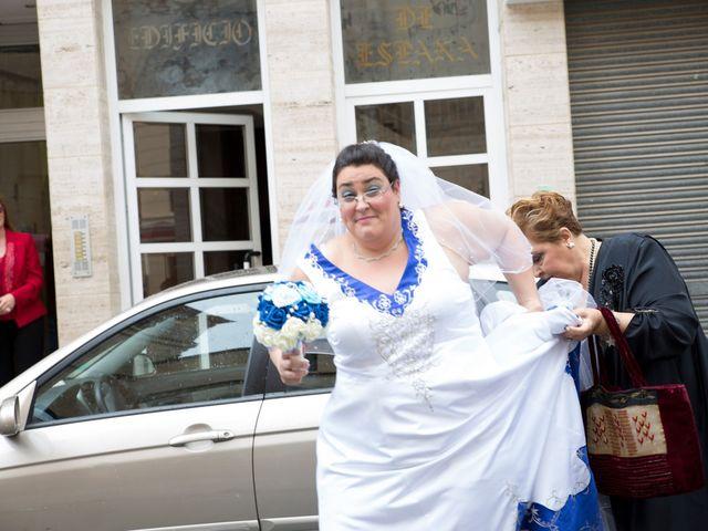 La boda de VICTOR y REBECA en Callosa De Segura, Alicante 14
