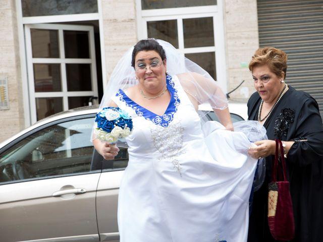 La boda de VICTOR y REBECA en Callosa De Segura, Alicante 15