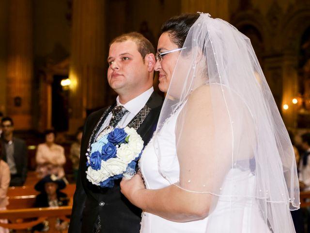 La boda de VICTOR y REBECA en Callosa De Segura, Alicante 17
