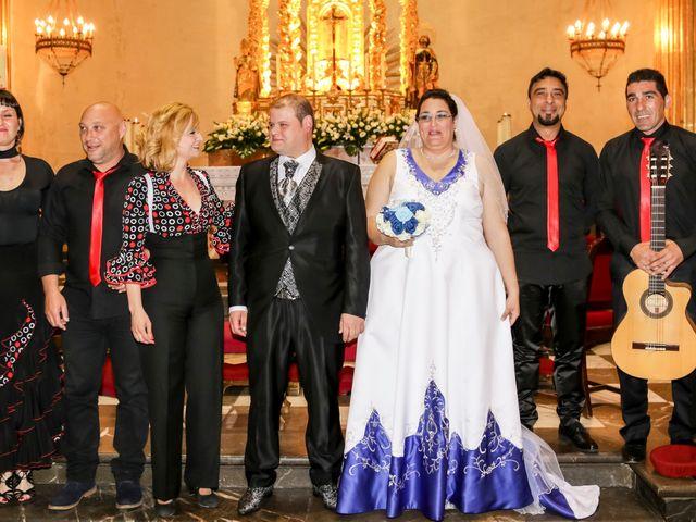 La boda de VICTOR y REBECA en Callosa De Segura, Alicante 18