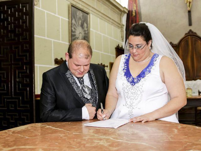 La boda de VICTOR y REBECA en Callosa De Segura, Alicante 20