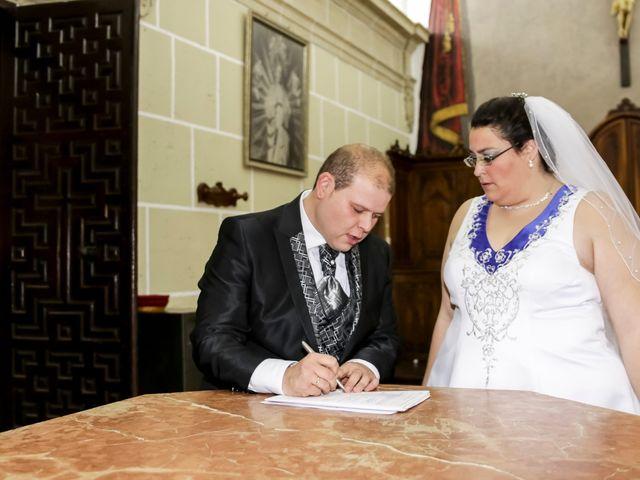 La boda de VICTOR y REBECA en Callosa De Segura, Alicante 21