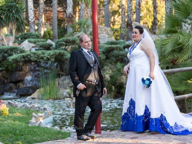 La boda de VICTOR y REBECA en Callosa De Segura, Alicante 25