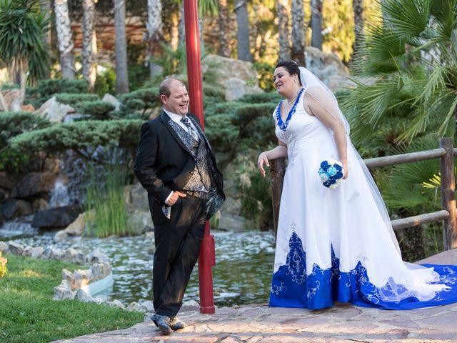 La boda de VICTOR y REBECA en Callosa De Segura, Alicante 26