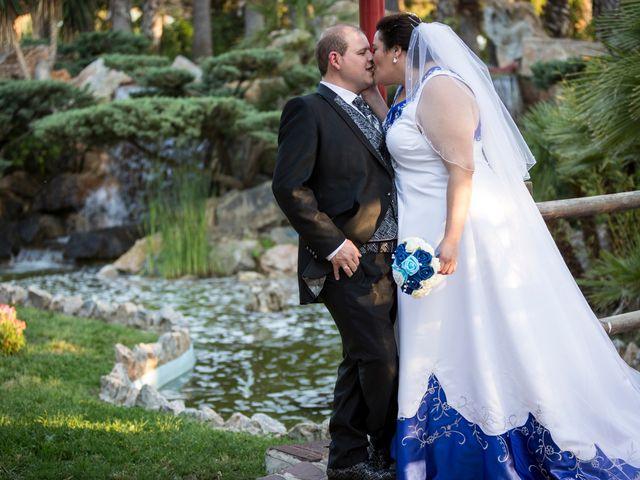 La boda de VICTOR y REBECA en Callosa De Segura, Alicante 29