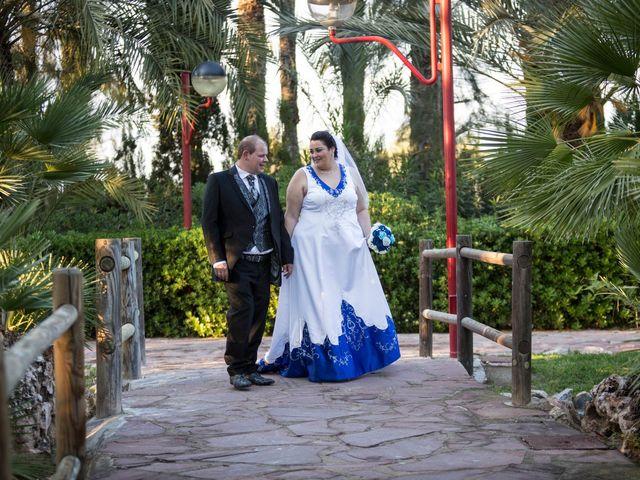 La boda de VICTOR y REBECA en Callosa De Segura, Alicante 30