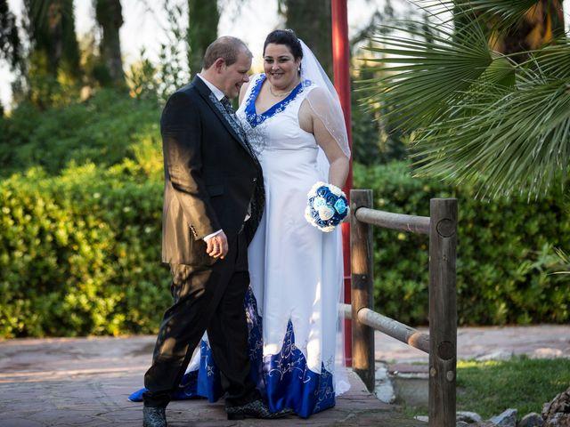La boda de VICTOR y REBECA en Callosa De Segura, Alicante 31
