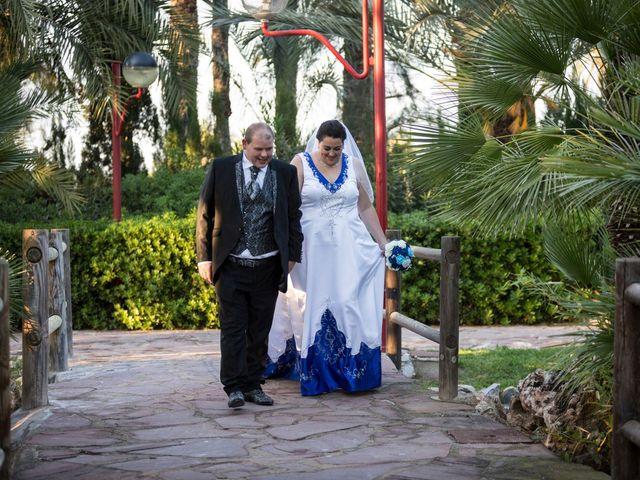 La boda de VICTOR y REBECA en Callosa De Segura, Alicante 32