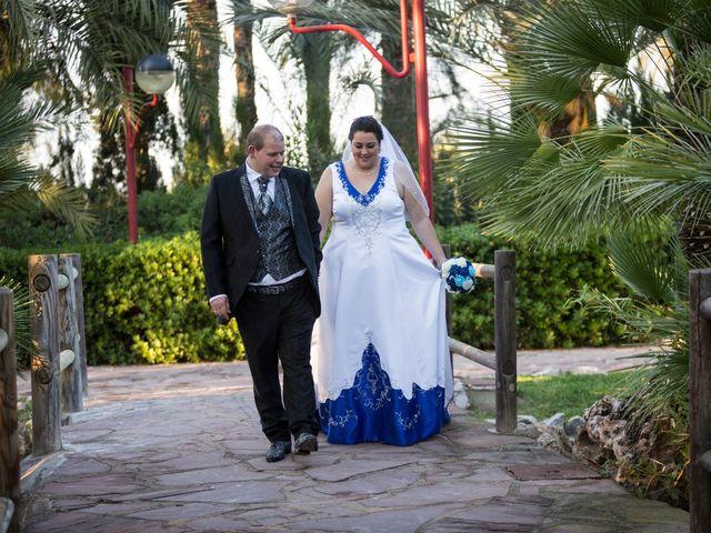 La boda de VICTOR y REBECA en Callosa De Segura, Alicante 33