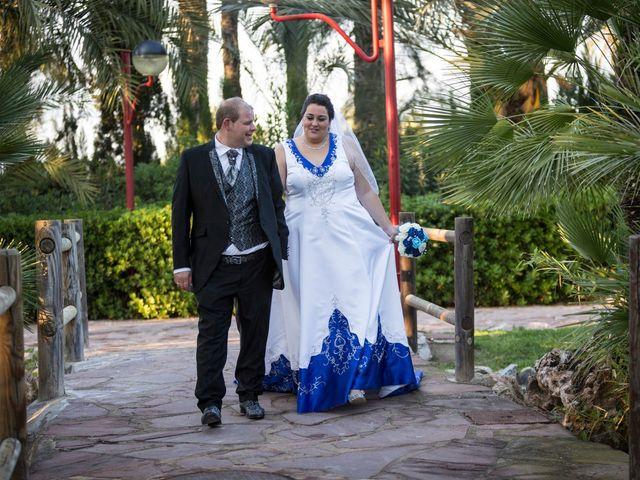 La boda de VICTOR y REBECA en Callosa De Segura, Alicante 34