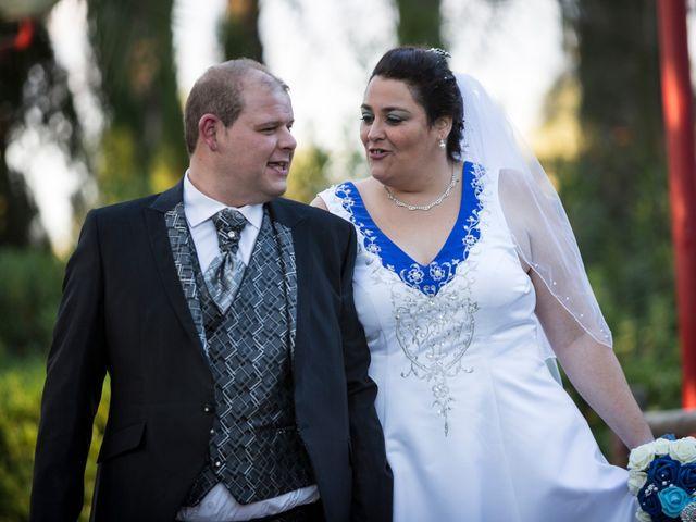 La boda de VICTOR y REBECA en Callosa De Segura, Alicante 35