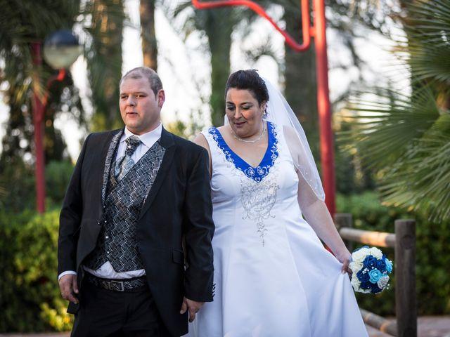 La boda de VICTOR y REBECA en Callosa De Segura, Alicante 36