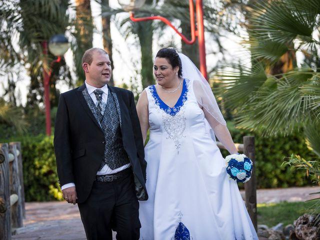 La boda de VICTOR y REBECA en Callosa De Segura, Alicante 37