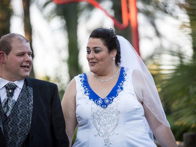 La boda de VICTOR y REBECA en Callosa De Segura, Alicante 38