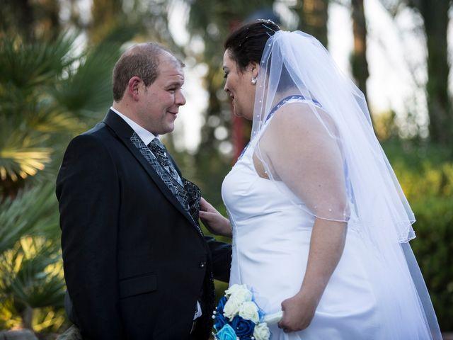 La boda de VICTOR y REBECA en Callosa De Segura, Alicante 39