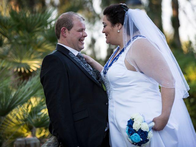 La boda de VICTOR y REBECA en Callosa De Segura, Alicante 40