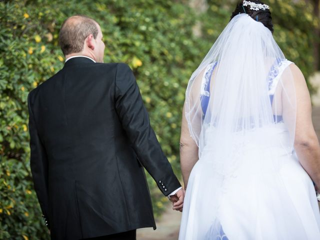 La boda de VICTOR y REBECA en Callosa De Segura, Alicante 45