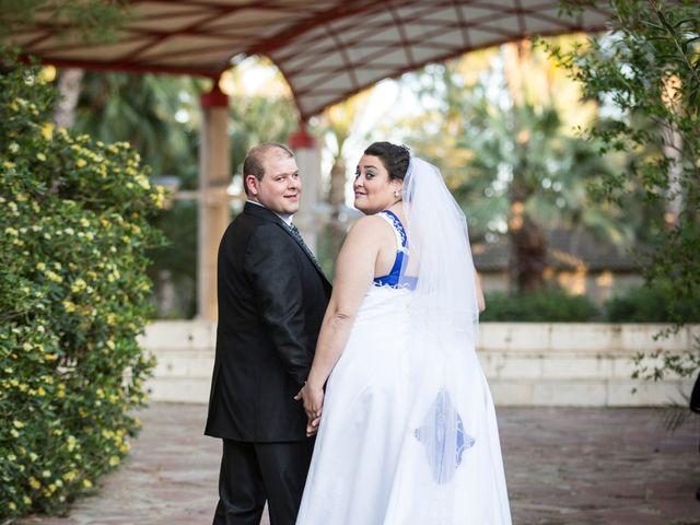 La boda de VICTOR y REBECA en Callosa De Segura, Alicante 47