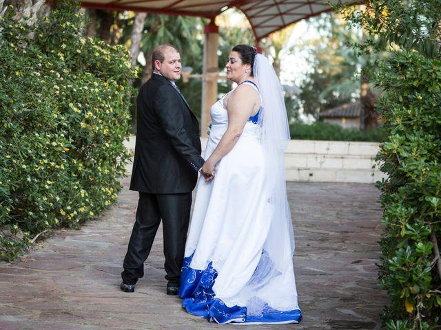 La boda de VICTOR y REBECA en Callosa De Segura, Alicante 49