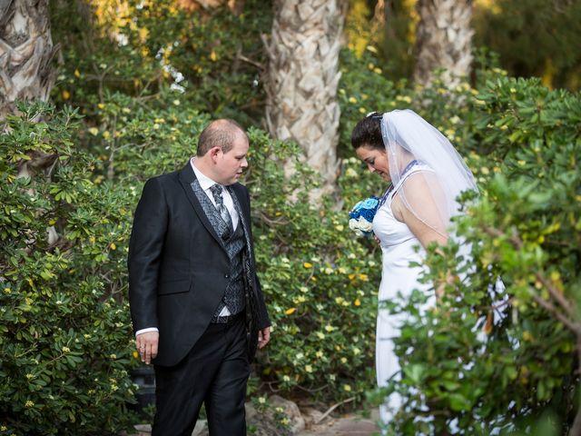 La boda de VICTOR y REBECA en Callosa De Segura, Alicante 50