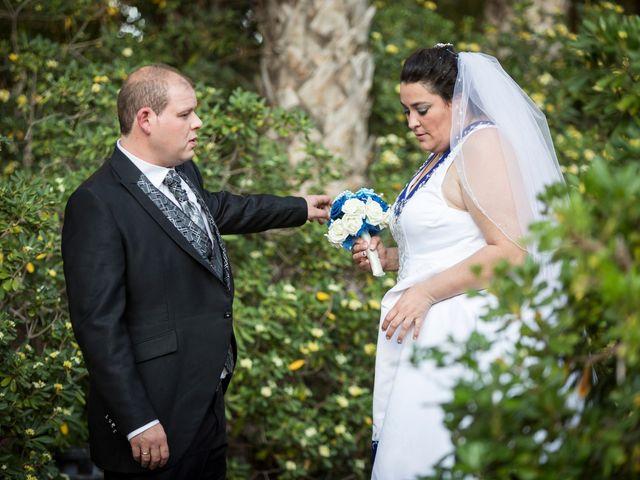 La boda de VICTOR y REBECA en Callosa De Segura, Alicante 52