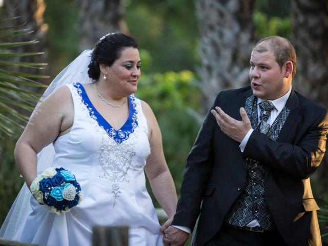 La boda de VICTOR y REBECA en Callosa De Segura, Alicante 56
