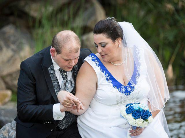 La boda de VICTOR y REBECA en Callosa De Segura, Alicante 61