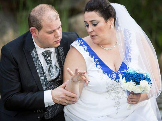 La boda de VICTOR y REBECA en Callosa De Segura, Alicante 62