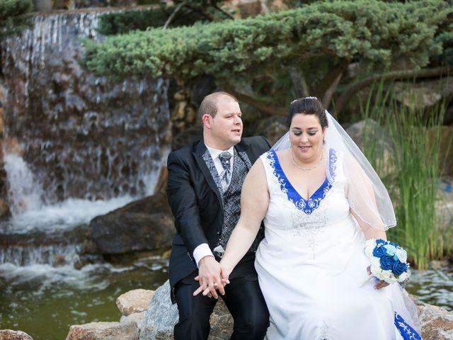 La boda de VICTOR y REBECA en Callosa De Segura, Alicante 65