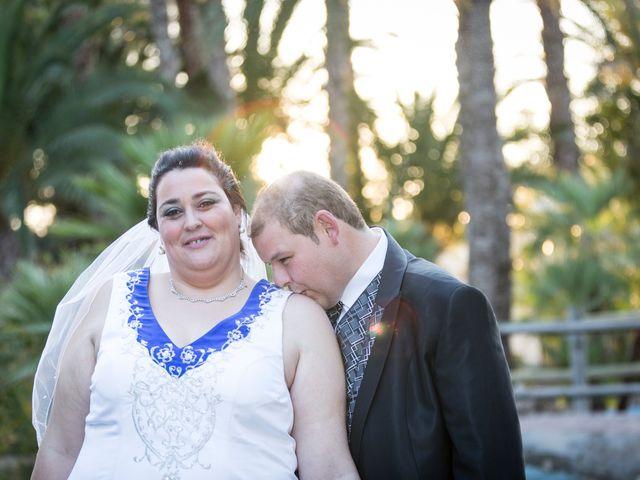 La boda de VICTOR y REBECA en Callosa De Segura, Alicante 67